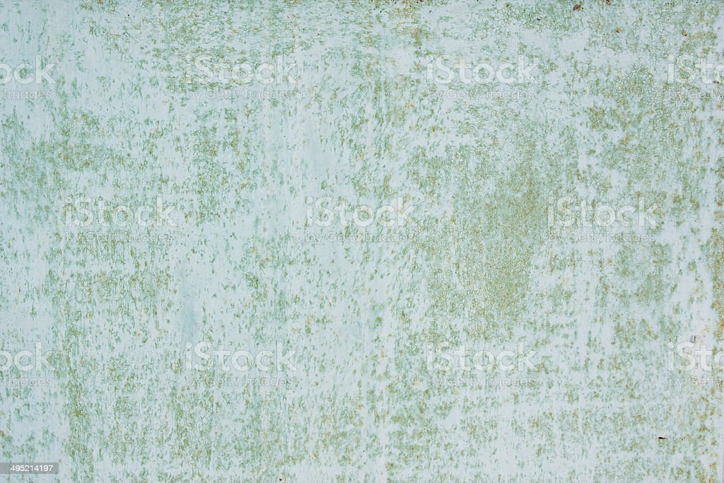 green metal grunge texture royalty-free stock photo