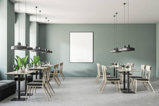 Green modern coffee shop interior poster picture id1054816244?b=1&k=6&m=1054816244&s=612x612&w=0&h=qk6h 9r71h 7 gj4lym1tfea2szpeskzzt5isqbpreg=