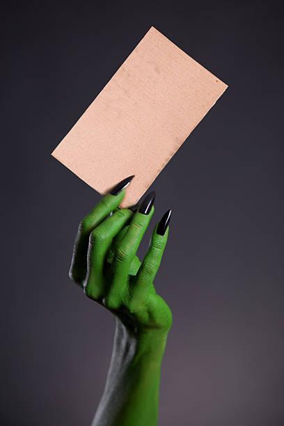 Green monster hand holding blank piece of cardboard picture id524901347?b=1&k=6&m=524901347&s=612x612&w=0&h=kwqsl9iddnifc qk2oifg5oxxqxtvlss1ncpqdoj5i8=