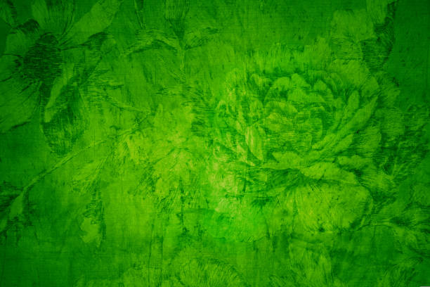 Green Motled Background Abstract Wallpaper Pattern