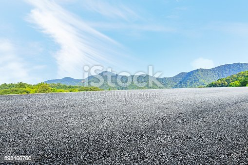 istock green mountain and empty asphalt highway natural scenery 898466760