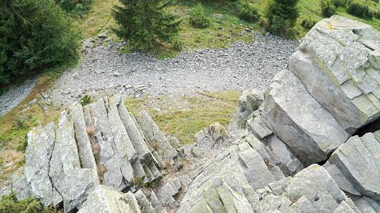 Grüne Berglandschaften Auf Der Wasserkuppe In Hessen Stockfoto und mehr Bilder von Abenteuer