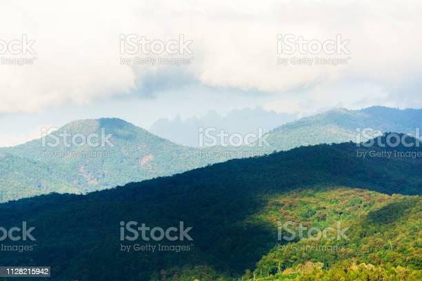 Photo of Green Mountain Range