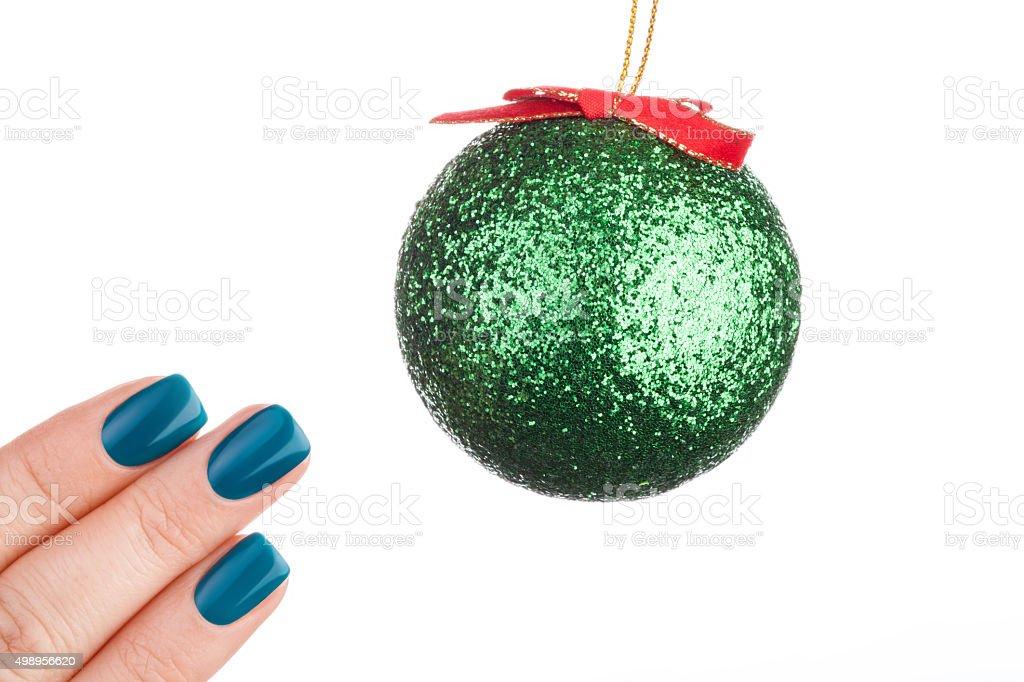 Green Nail Polish Stock Photo Download Image Now Istock