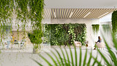 istock Green office 1287068159