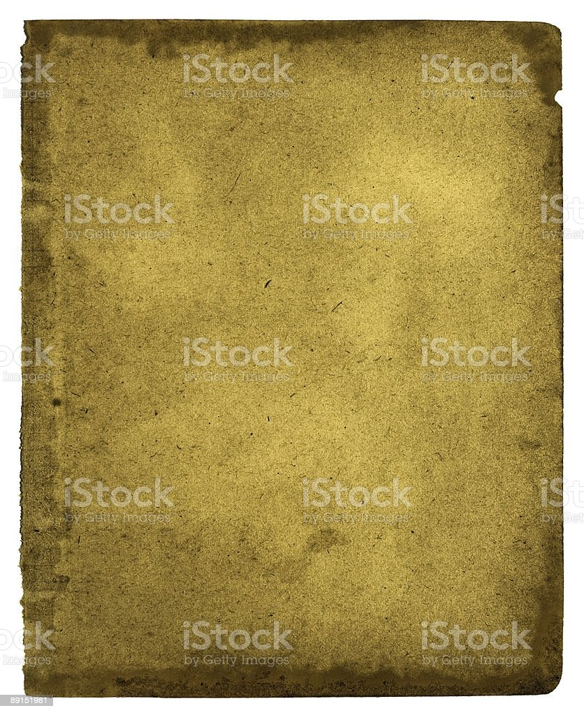 Green page royalty-free stock photo
