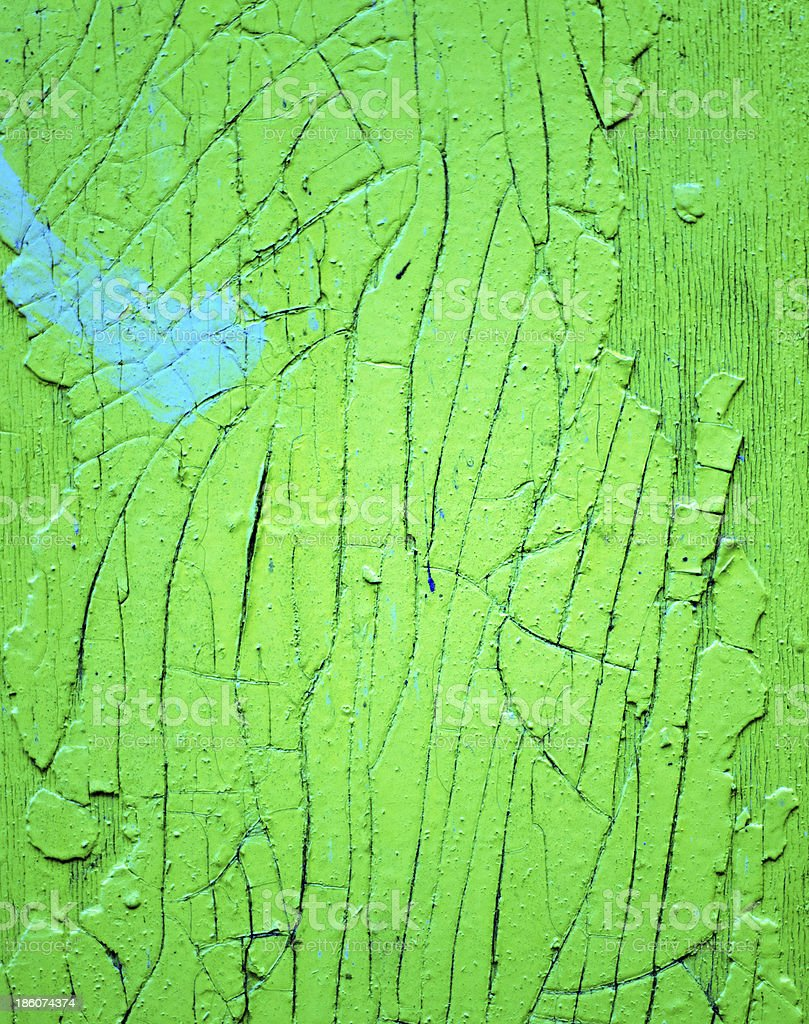 Green painted wood texture royalty-free stock photo