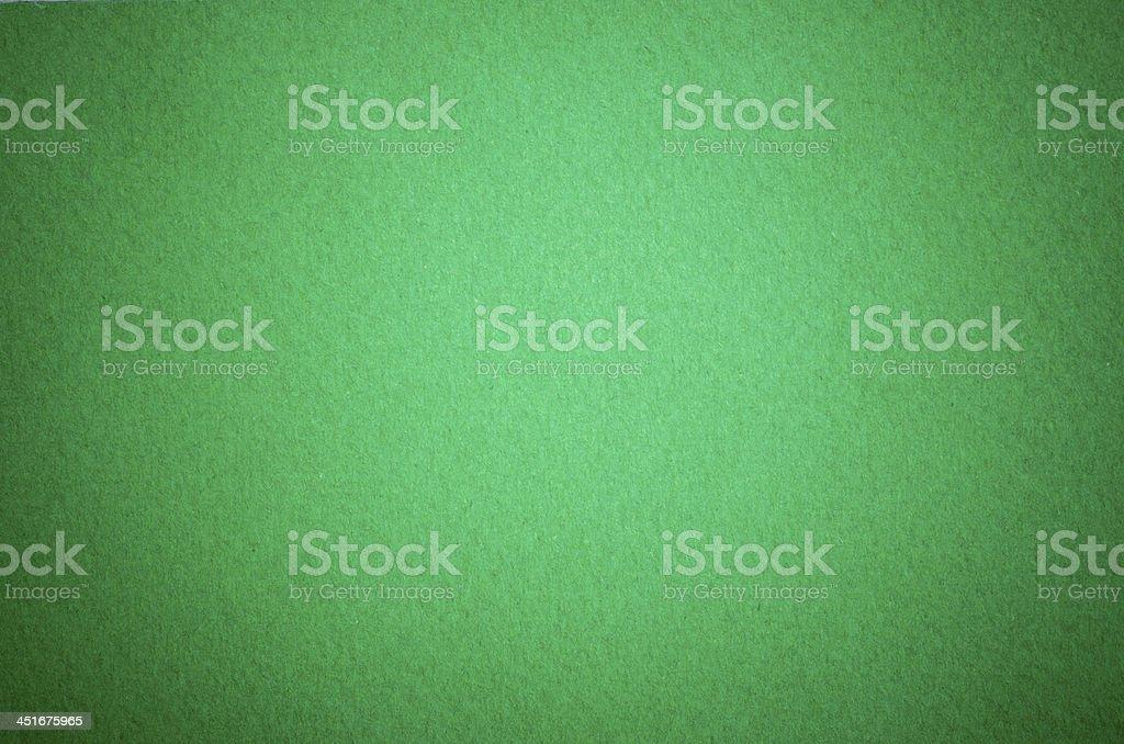 green paper stock photo