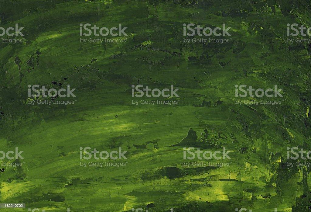 Green Paradise Background royalty-free stock photo