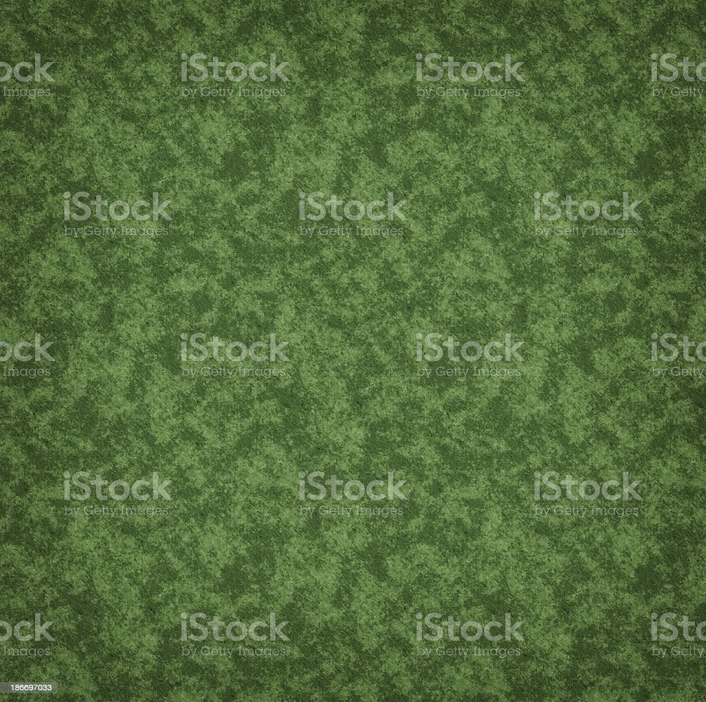 Green Patterned Textile royalty-free stock photo