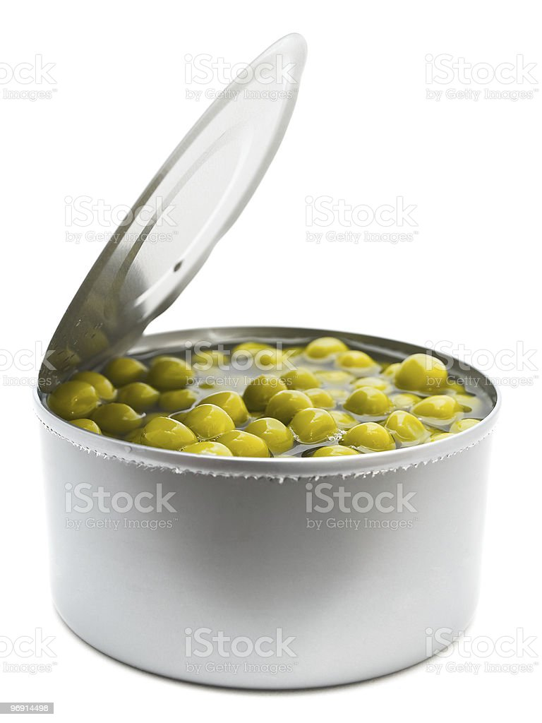 green pea royalty-free stock photo