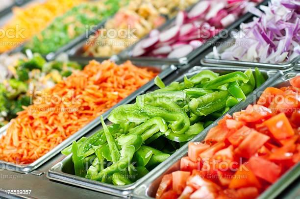 Green peppers and other fresh vegetables on a salad bar picture id175589357?b=1&k=6&m=175589357&s=612x612&h= vvjjbmv17cunilzynrgcrupqcd0 1ffnuzhztqgpyg=