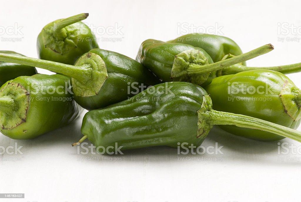 Como Cocinar Pimientos Verdes | Fotografia De Pimientos Verdes La Cocina Espanola Pimientos De