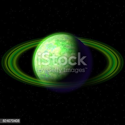 istock green planet - enviromental future concept 524070403