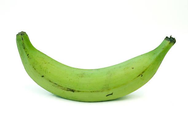 녹색 플렌틴 바나나 - 플렌틴 바나나 뉴스 사진 이미지