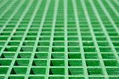 Green plastic cells