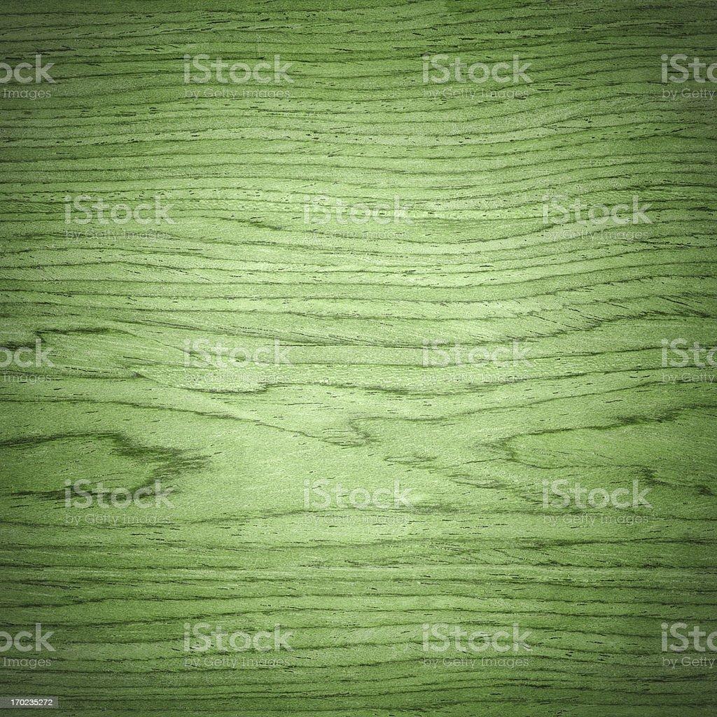 Textura de madeira, fundo verde de madeira compensada - foto de acervo