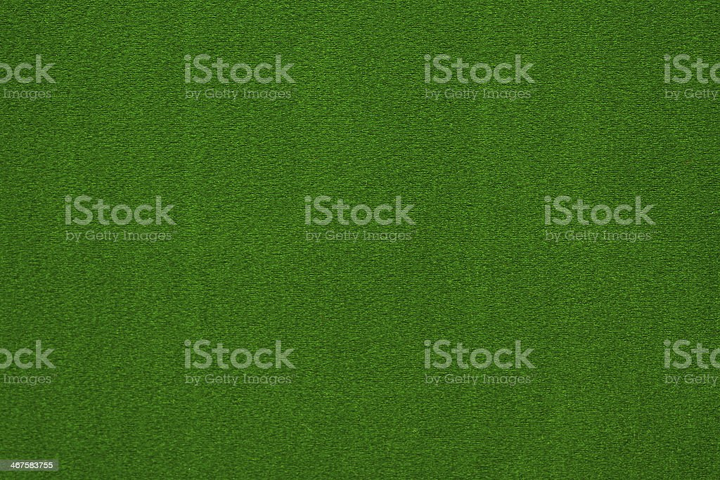 Green poker table felt background royalty-free stock photo