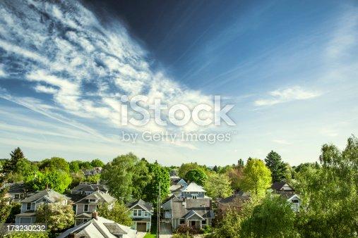 istock Green Portland Homes 173230232