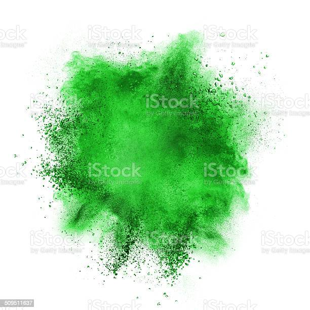Green powder explosion isolated on white picture id509511637?b=1&k=6&m=509511637&s=612x612&h=5ytgtnrbsdxj1n9crx5gcizn2jhx5if7nfpyumddhc4=