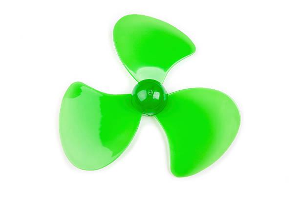 green propeller – Foto