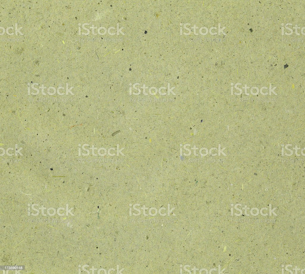 green recycled paper royalty-free stock photo