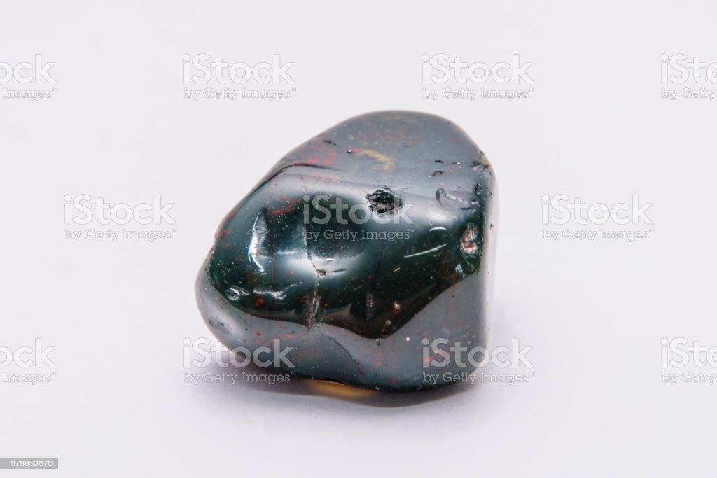 Green red yellow gemstone gem jewel mineral precious shiny stock photo