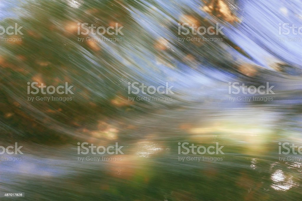 green river, creative abstract design background photo stock photo