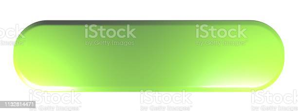 Green rounded rectangle push button empty 3d rendering illustration picture id1132814471?b=1&k=6&m=1132814471&s=612x612&h=aujeqw9juufwlebeymw7syo8rzfng0av4krvjo1yp8g=