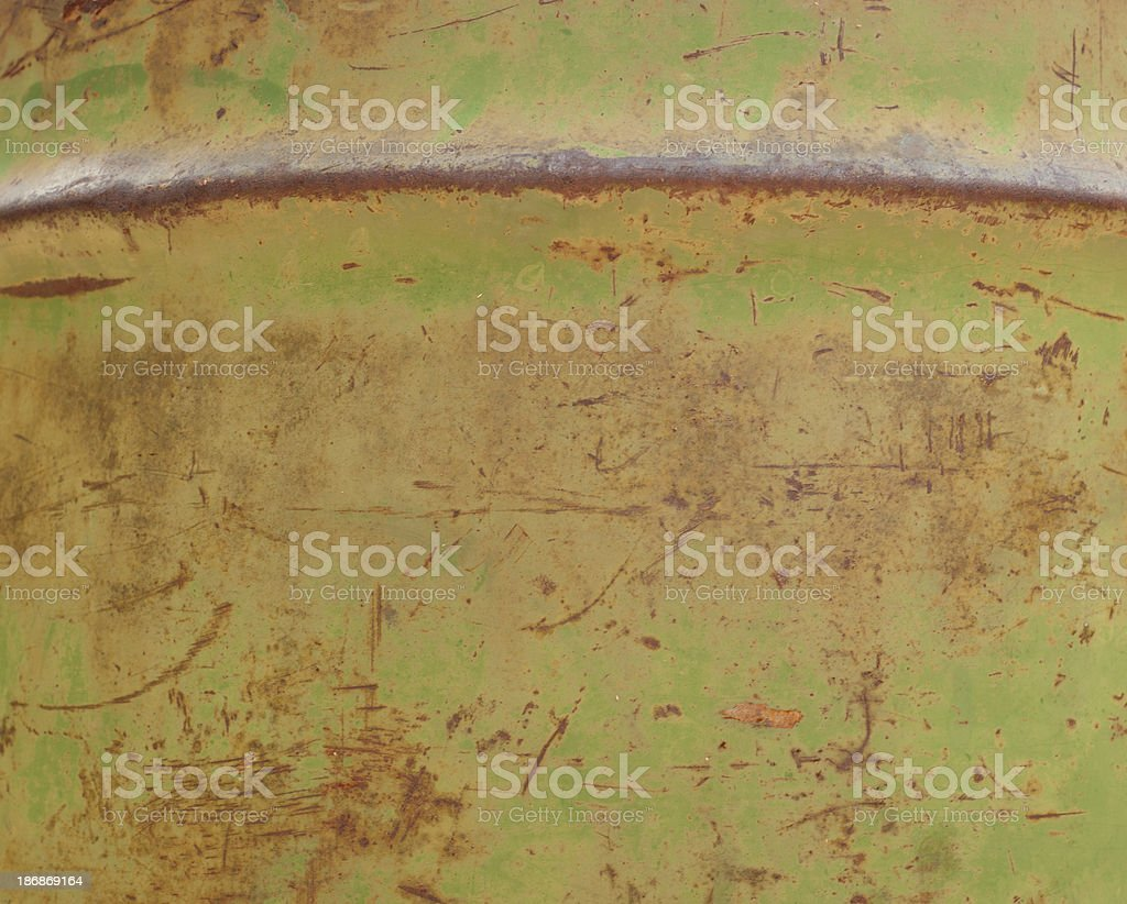 Green Rust Background royalty-free stock photo