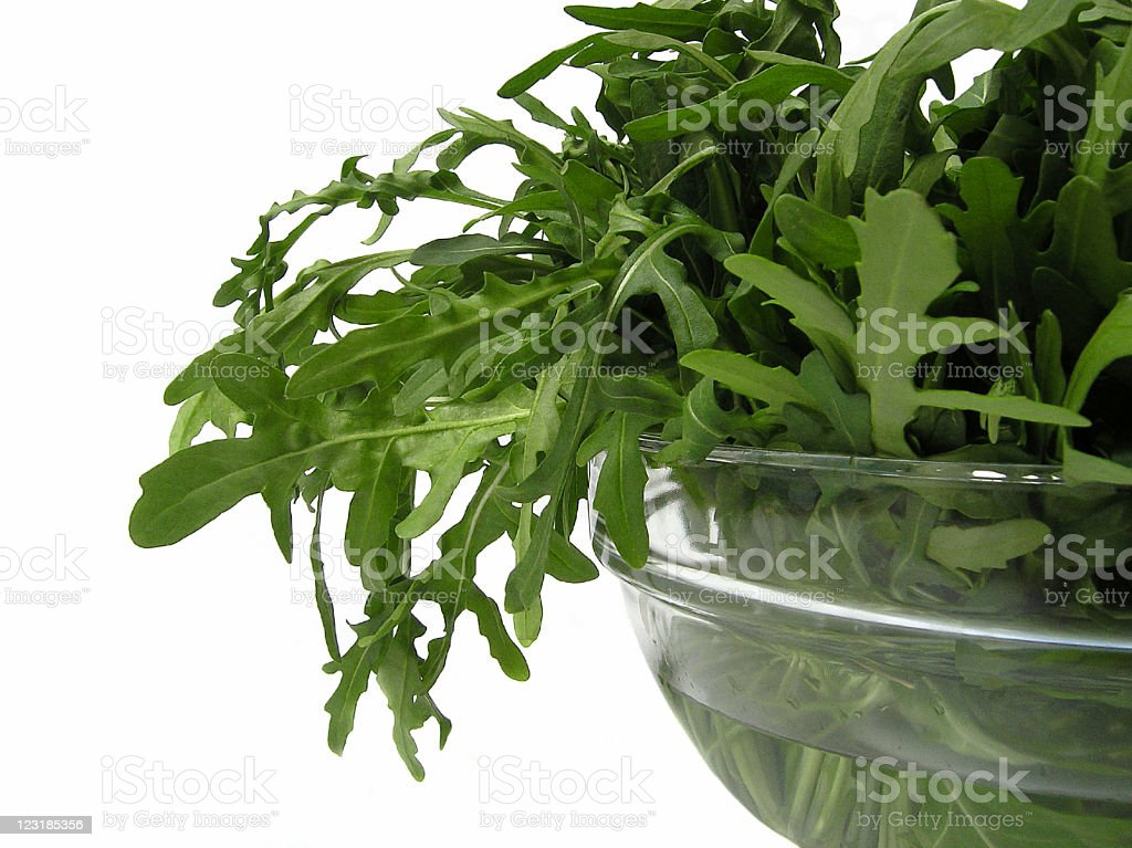 Green salad royalty-free stock photo