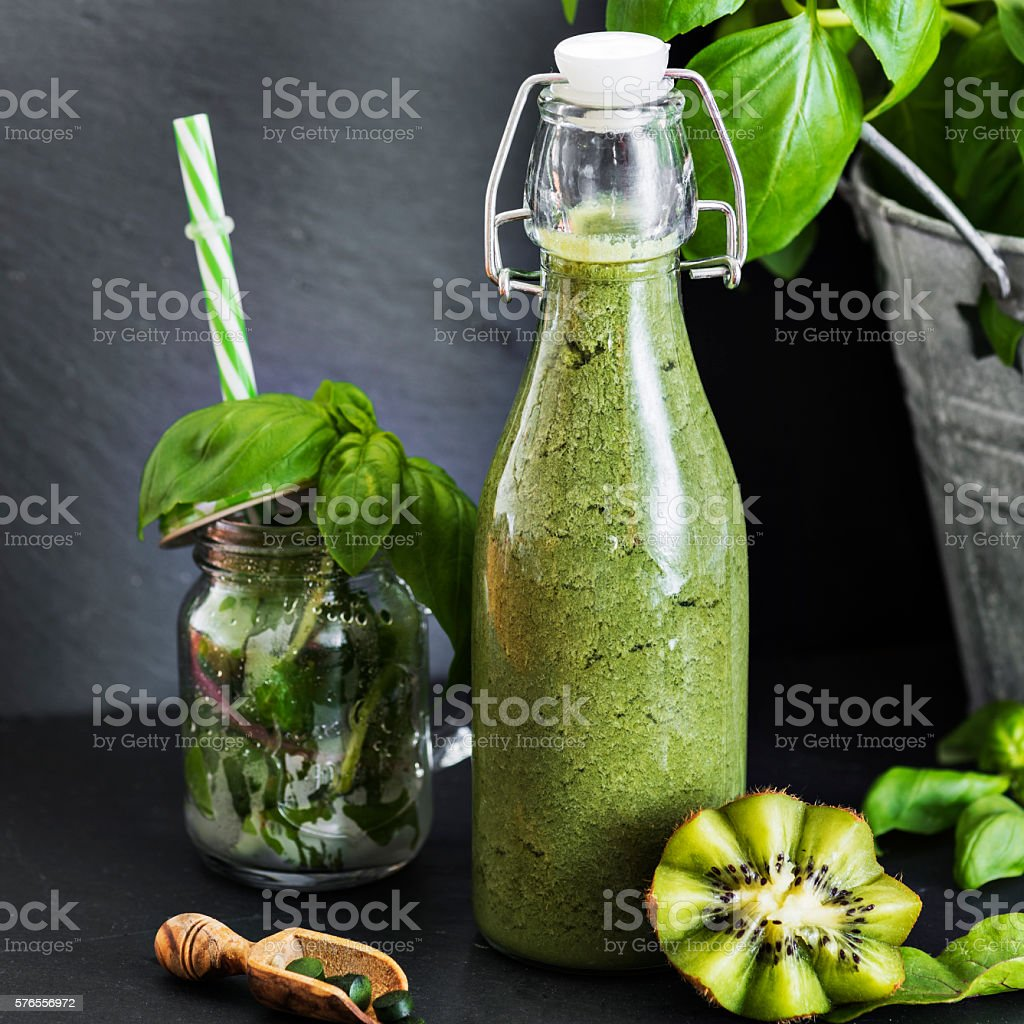 Green Smoothie​​​ foto