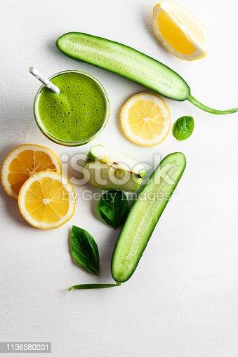 Cucumber, Orange - Fruit, Smoothie, Juice Bar, Antioxidant