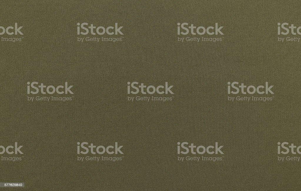 Green spandex fabric texture stock photo