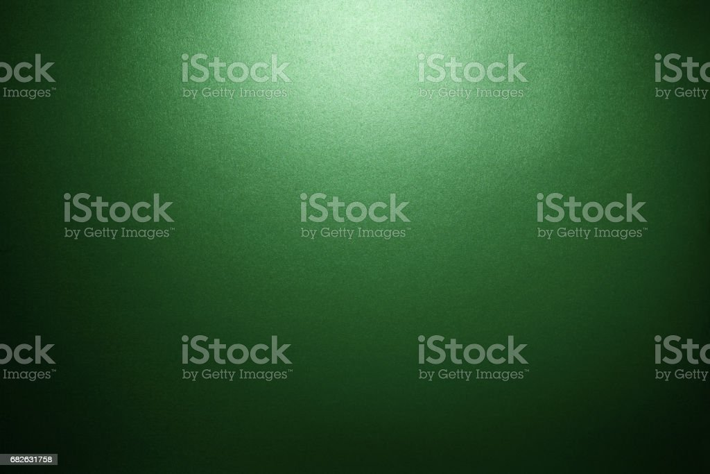 green sparkle background stock photo