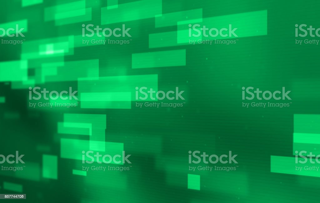 Green Stripes Fast Motion Backgrounds stock photo
