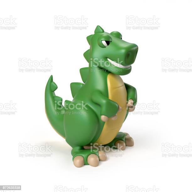 Green t rex dinosaur toy 3d rendering isolated illustration on white picture id872635338?b=1&k=6&m=872635338&s=612x612&h=alo2esp0m4fw lcswqcaab0lrrrbjb24xo4kxobepwc=