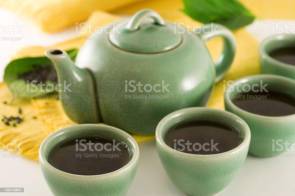Green Tee - Lizenzfrei Antioxidationsmittel Stock-Foto