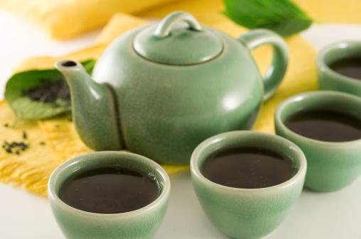 Green Tee Stockfoto und mehr Bilder von Antioxidationsmittel