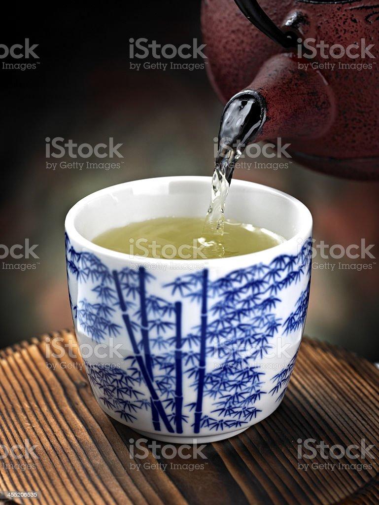 Green Tea stock photo