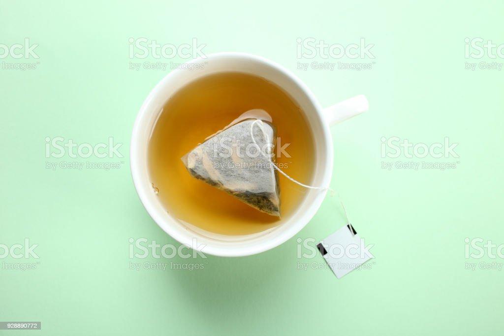 green tea - Foto stock royalty-free di Alimentazione sana
