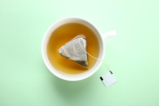 Green Tea - Fotografie stock e altre immagini di Alimentazione sana