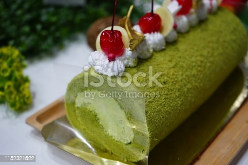 Swiss Roll, Breakfast, Cake, Cream - Dairy Product, Dairy Product