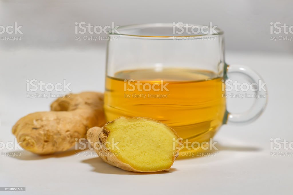 Green Tea With Ginger For Viral And Colds Natural Products That Strengthen The Immune System Stock Photo Download Image Now Istock