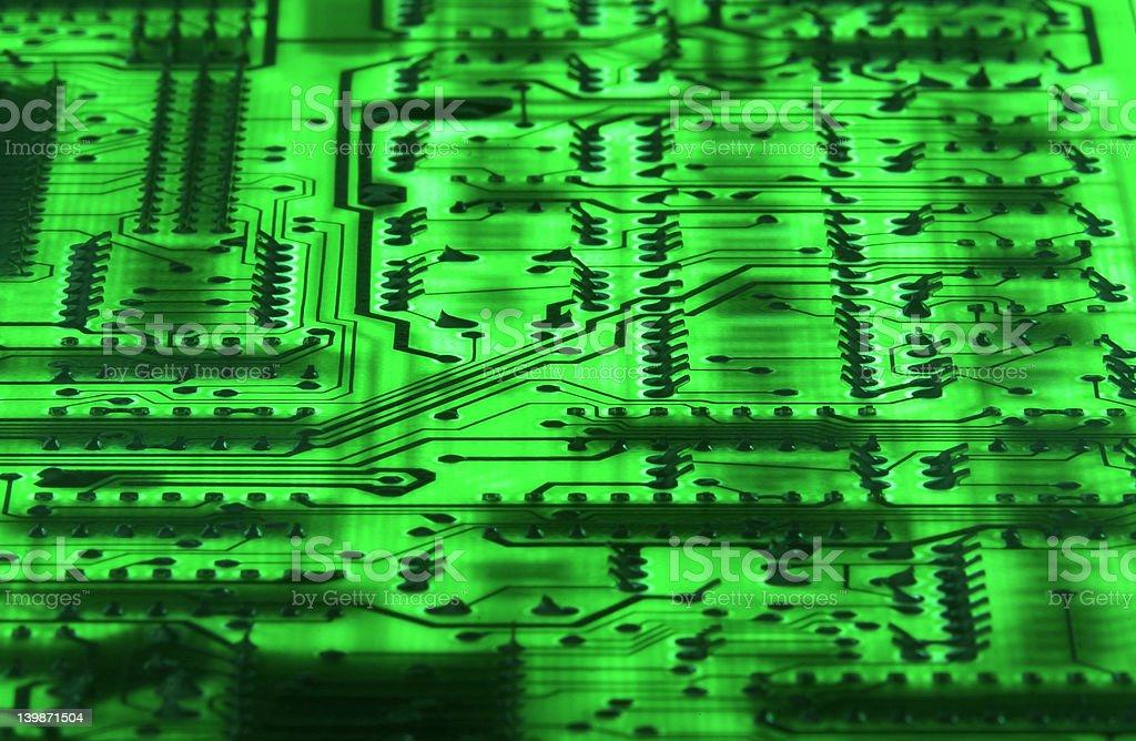 Green Technology #2 royalty-free stock photo