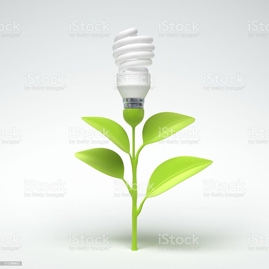 Green technology royalty-free stock photo