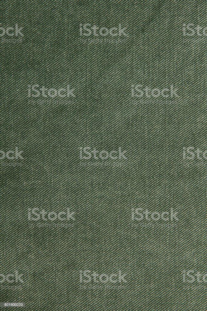 Sfondo verde tessuto foto stock royalty-free