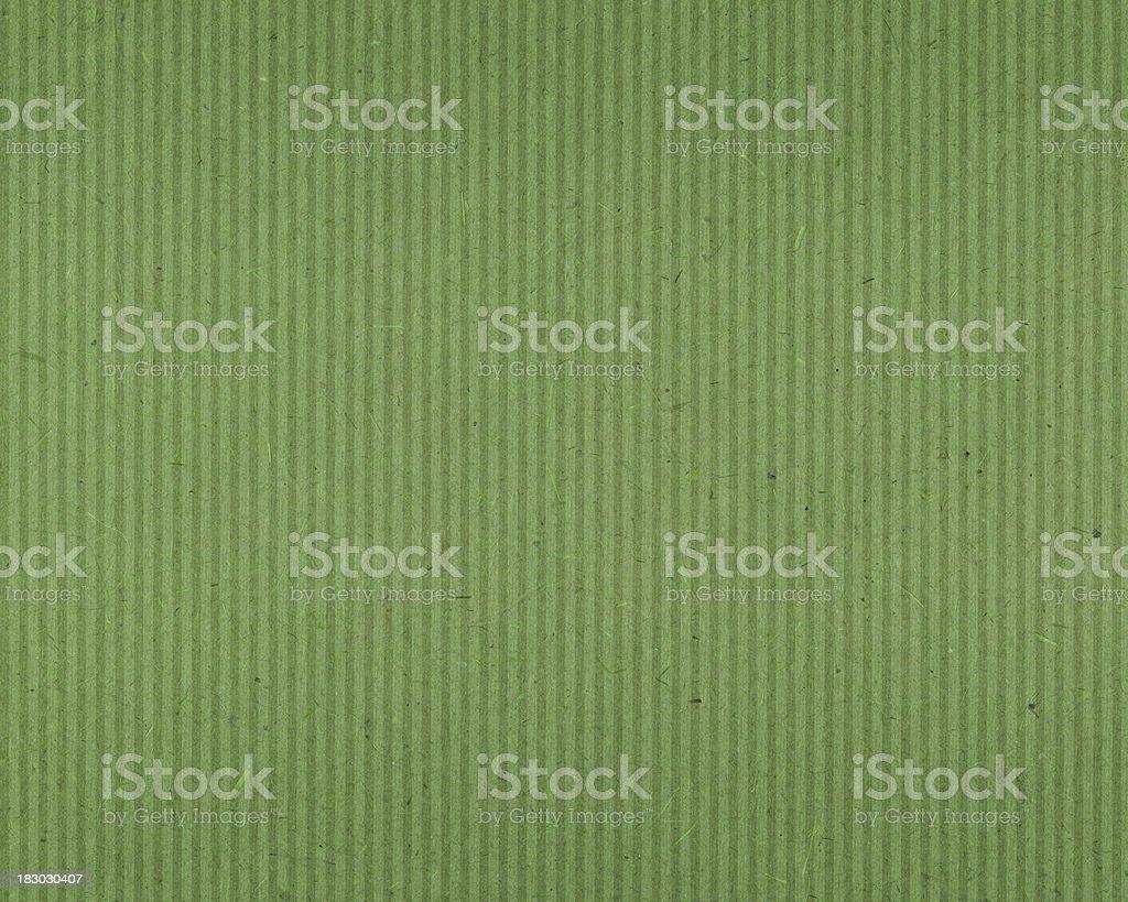 Verde papel texturizado com linhas verticais - foto de acervo