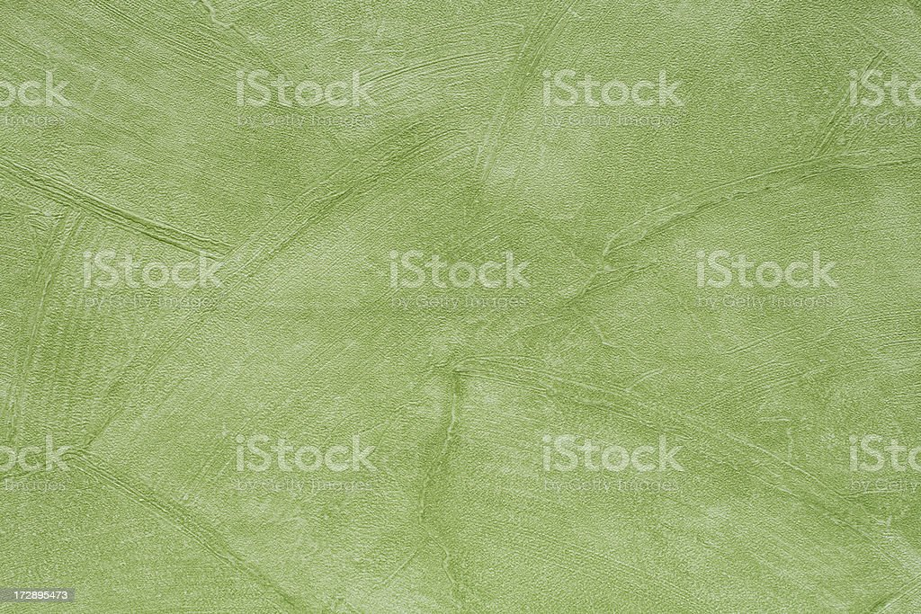 Green textured wall surface royalty-free stock photo