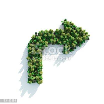 182797629istockphoto Green Turn 183427489